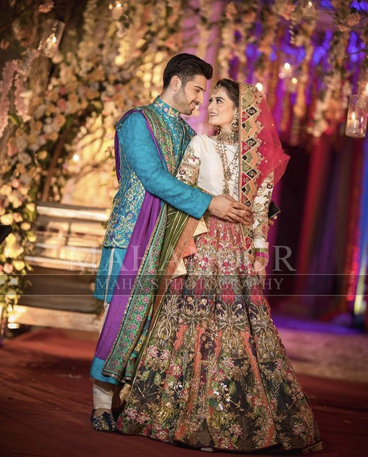 814b30efa9 Aiman Khan weds Muneeb Butt - Official 🥰 #pakistaniweddings #aimankhan  #muneebbutt #couple #mehndi