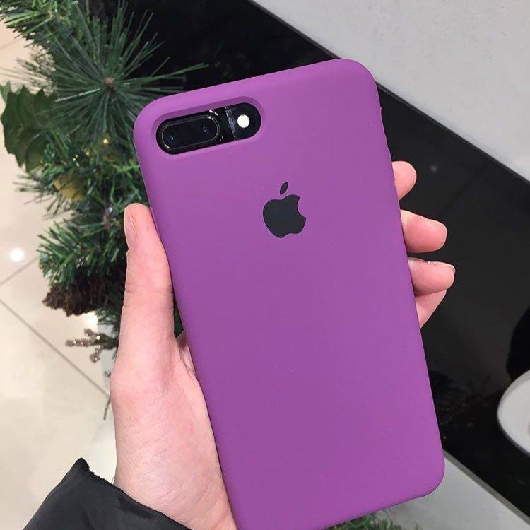 iPhone 6/6S Plus Capa Silicone
