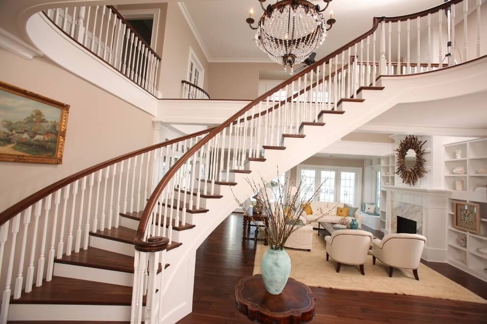 Best 46 Spectacular Staircases With Images Staircase Design 640 x 480