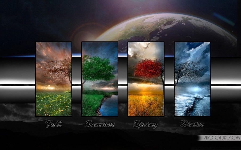 Beautiful Animated Four Seasons Four Seasons Seasons Of Life Seasons