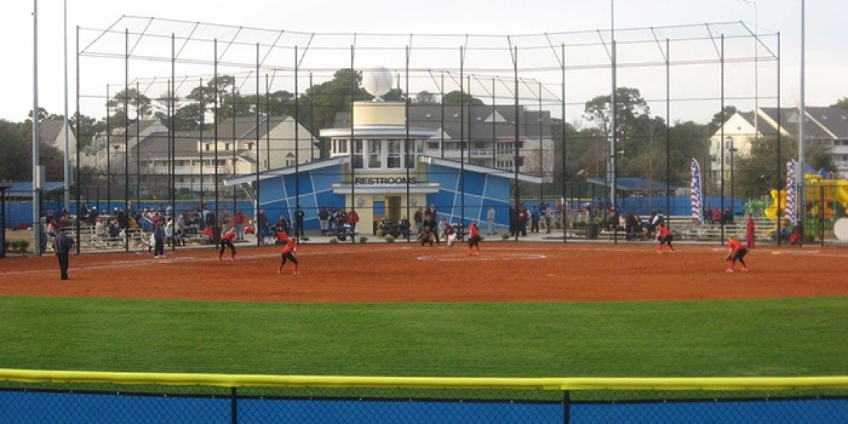 Myrtle Beach Sports Comple Are Perfect For Baseball And Softball Tournaments