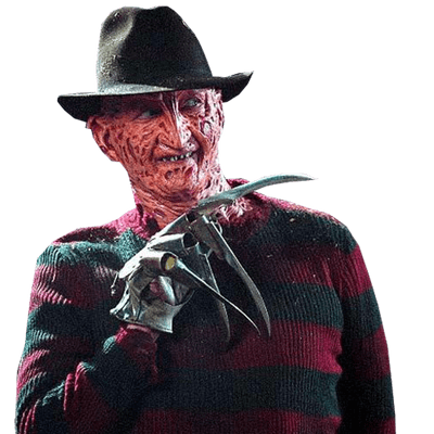 Horror Movies Transparent Png Images Stickpng Freddy Krueger Art Freddy Krueger Funny Freddy