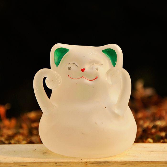 Бесплатная доставка повезло кошка ваза белый скраб гидропоника ваза для цветов украшения высокое качество быстрая доставка купить на AliExpress