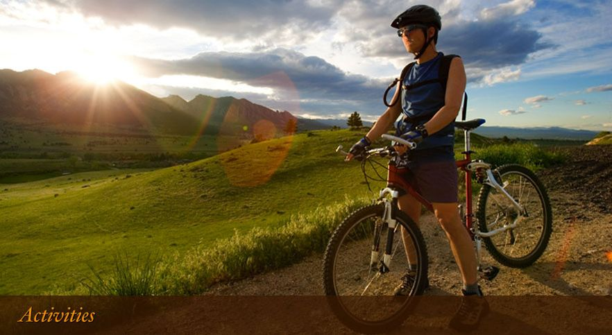 Mountain Biking in Jackson Hole, Wyoming Jackson Hole