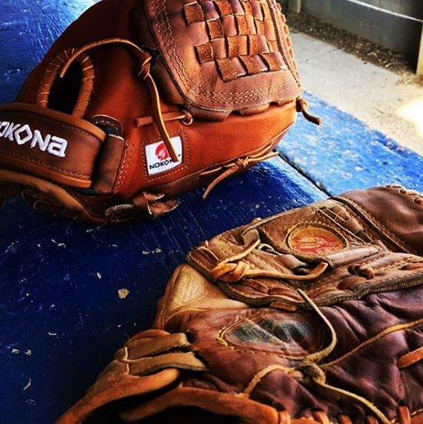 Out With The Old In With The New Shop Nokona Baseball And Softball Gloves At Justballgloves The Shipping Is Always Baseball Bag Espn Baseball Baseball Glove