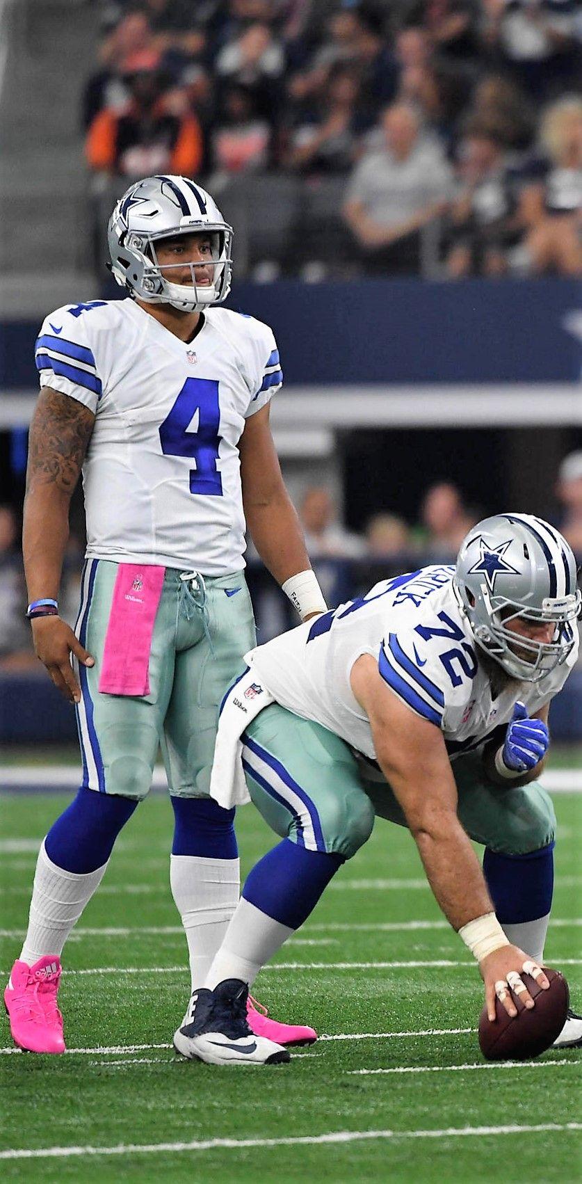 Dak Prescott (4) Dallas Cowboys Kings