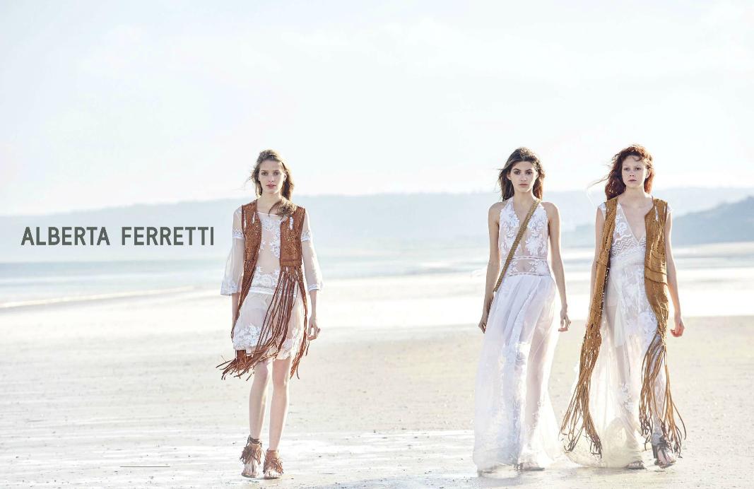 Alberta Ferretti / SS15