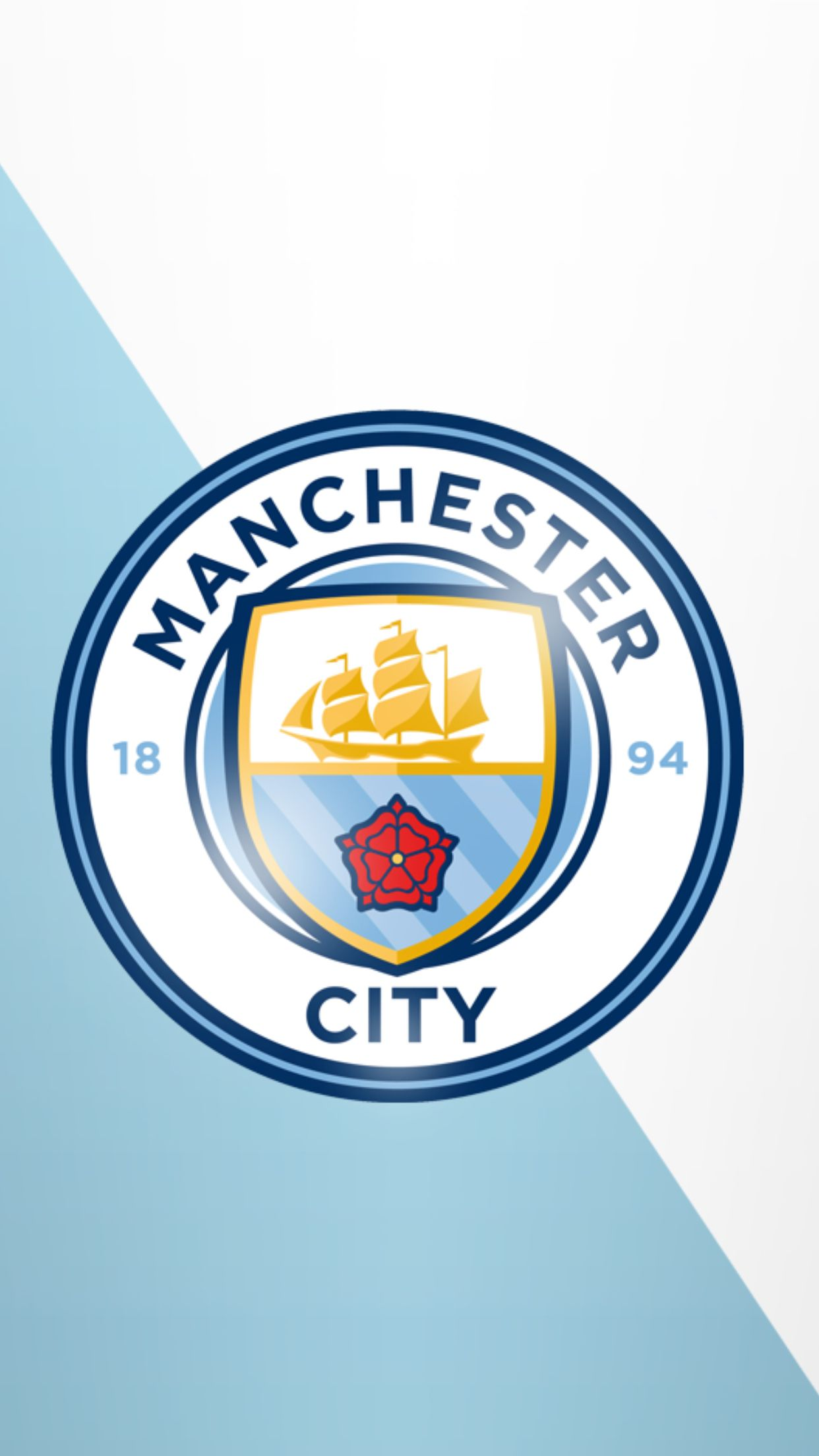man city wappen