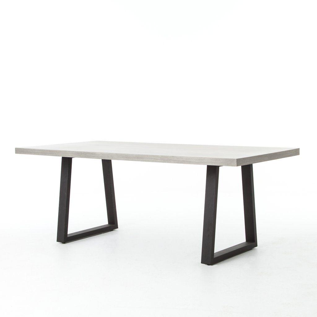 houston dining table design by bd studio bureau bois massif table a manger