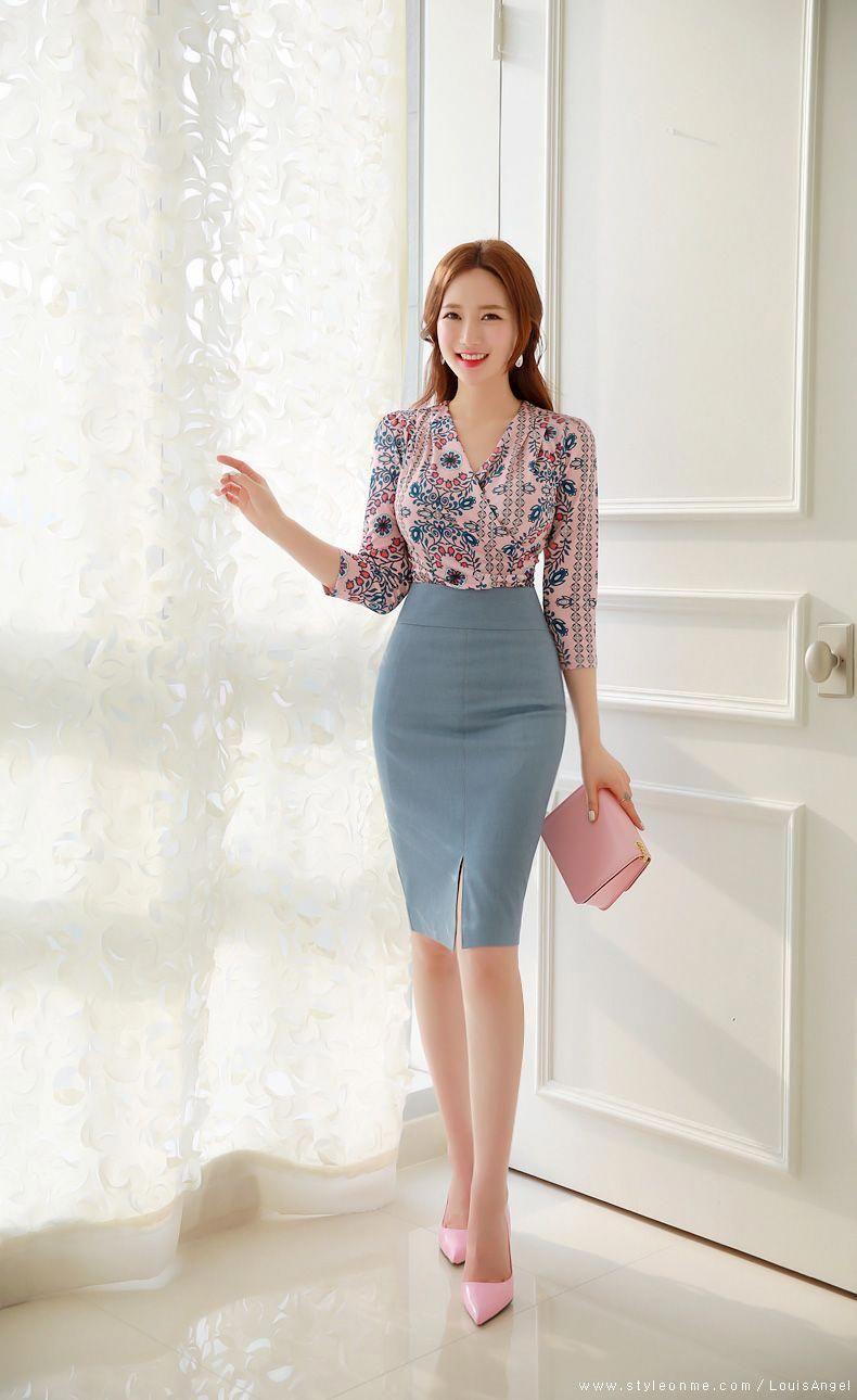 5eb8bfc247 Romantic & Trendy Looks, Styleonme #women'sfashion | Fashion ...