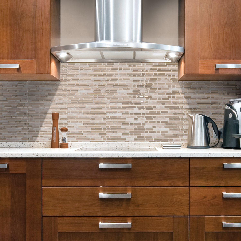 Adhesif Sur Carrelage Cuisine crédence de cuisine adhésive   smart tiles   revetement