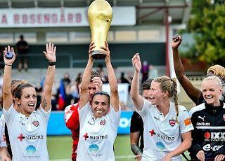 Blog Esportivo do Suíço:  Marta desequilibra e Rosengård leva título da Copa depois de 19 anos