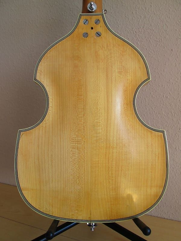 Perlgold Bass 1970s blonde rare mode! | Germany's Vintage Guitar Shop | Reverb