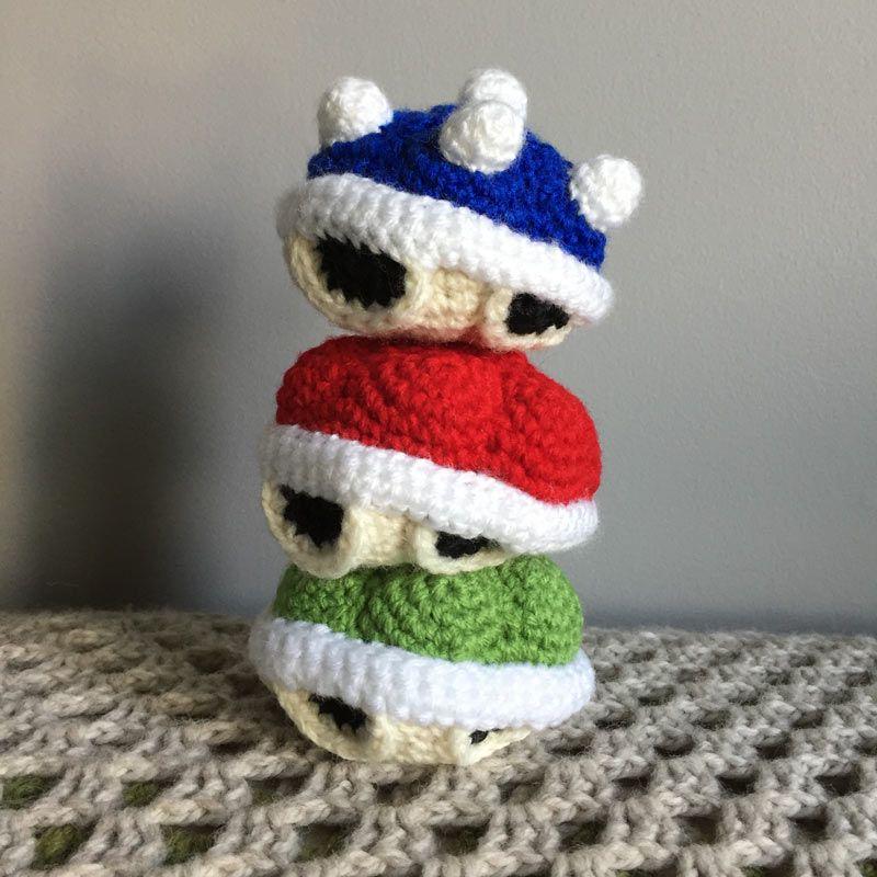 Yoshi - Patrón de Crochet amigurumi | donpatron | 800x800