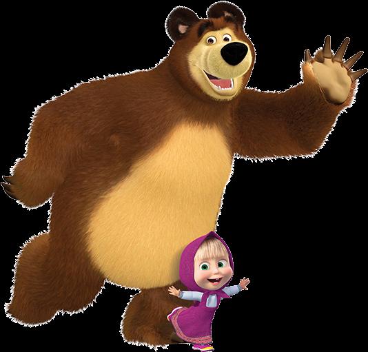 Masha And The Bear Hello Masha And The Bear Marsha And The Bear Animated Cartoon Movies