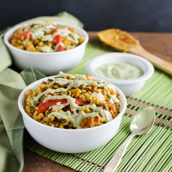 min healthy bulgur wheat recipe loaded with proteins and fibers. Prepared using all healthy ingredients.