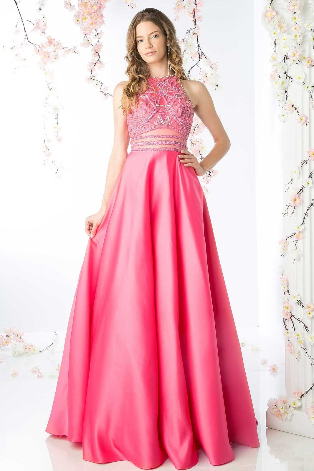 Long Prom Gown CDCK32 | Products | Pinterest