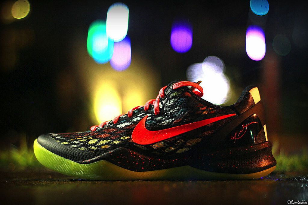 Nike Kobe 8 System Christmas Lights | Nike for Men | Pinterest ...