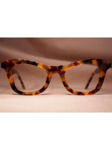 0781902431db Custom Thick Rimmed Tortoise Shell Glasses on Indivijual Custom Eyewear
