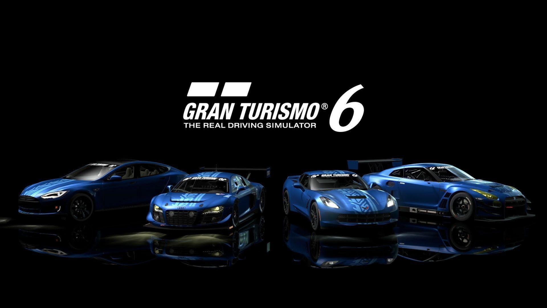 Gran Turismo Wallpaper Hd: Gran Turismo 6 Wallpaper Hd
