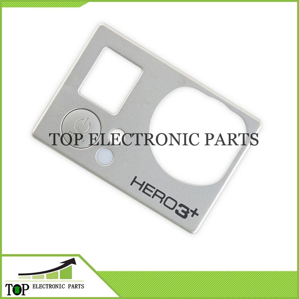 (Buy here: http://appdeal.ru/22g4 ) Original GoPro Hero3Plus hero3 plus hero 3plus Gopro3 Edition Front Face Plate Repair Parts Replacement Silver/Black version for just US $29.89