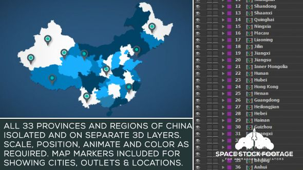 China map kit infographics envato videohive aftereffects buy china map kit by spacestockfootage on videohive china map kit china map kit is a handy after effects project thats an invaluable addition to your gumiabroncs Image collections