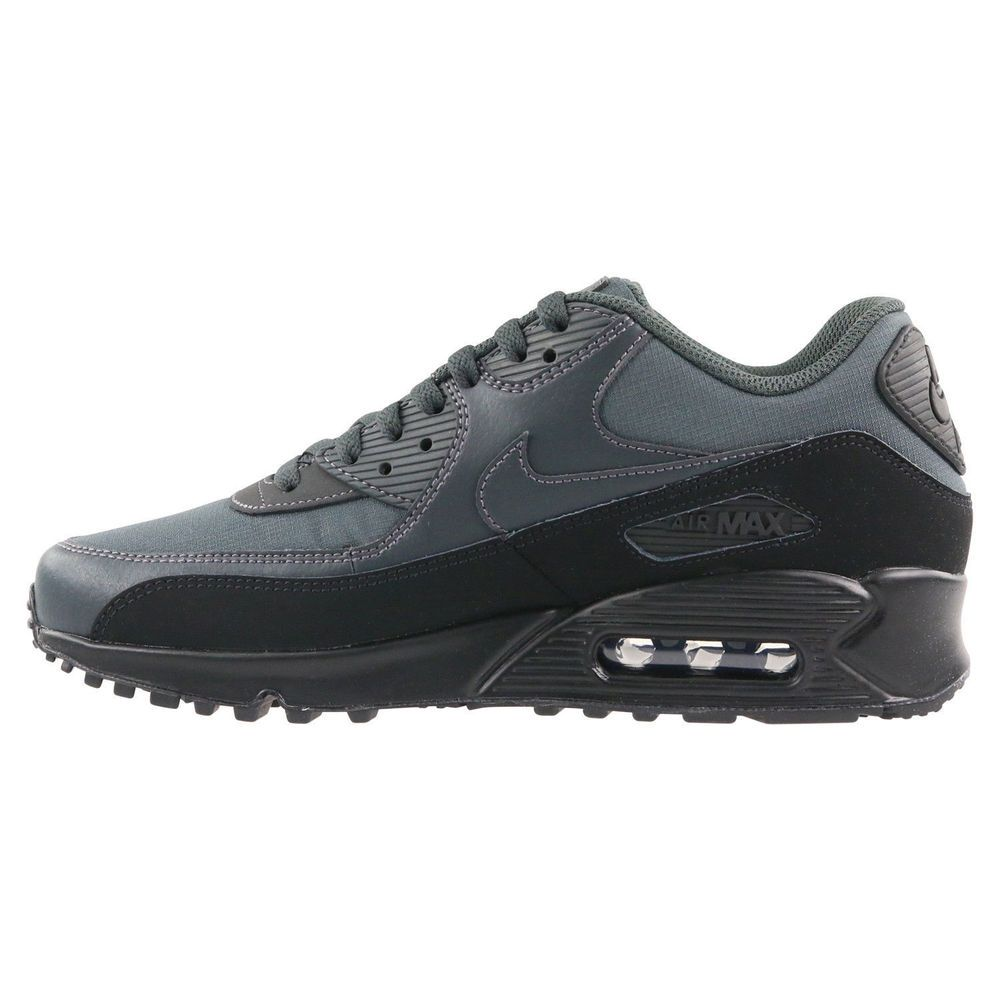 check out b7f4d 506df Nike Air Max 90 Essential Black Size 10 US Mens Athletic Running Shoes  Sneakers  Nike  RunningShoes