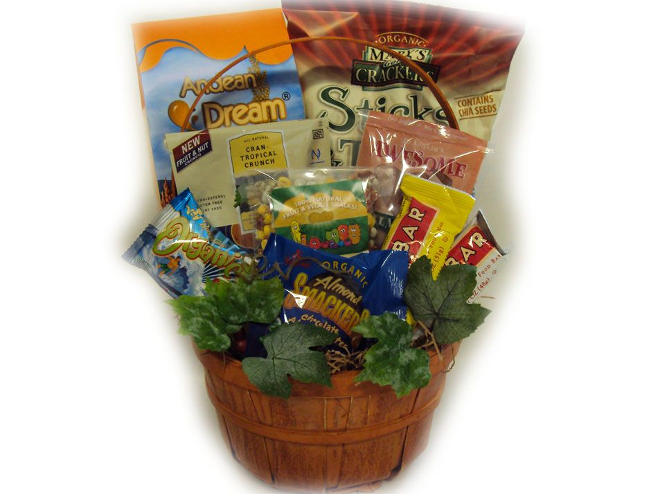 Vegan Gift Basket Cool Idea