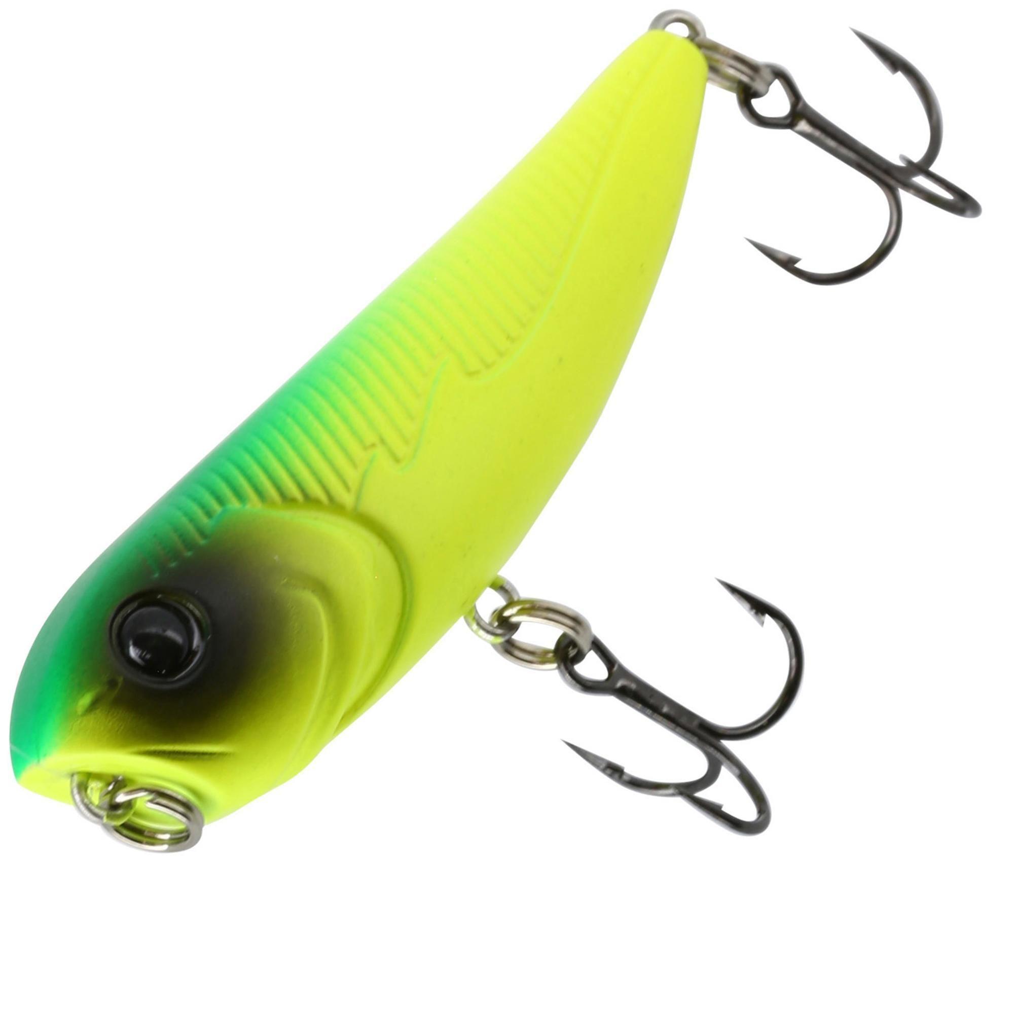 Caperlan - Hengelsport - Plug - Plug hengelsport Murray 60 baars. Ontworpen voor kunstaasvissen op roofvissen.