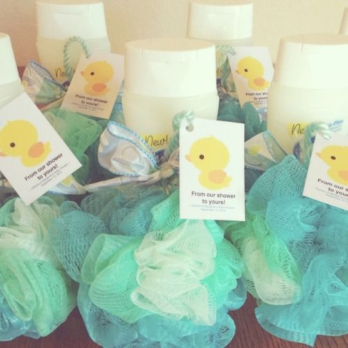 """Prizes At Baby Showers: """"From Our Shower To Yours"""" Baby Shower Game Prizes"""