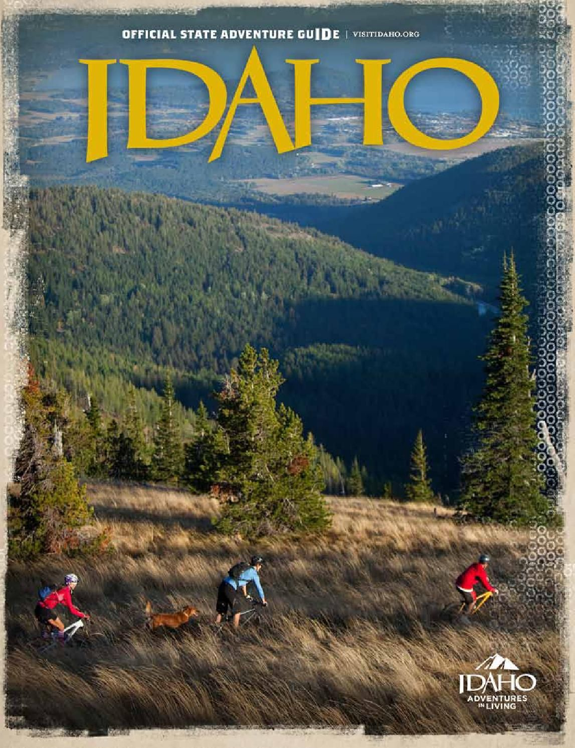idaho travel guide 2014 pinterest idaho rh pinterest com Travel Guide Person Travel Agent