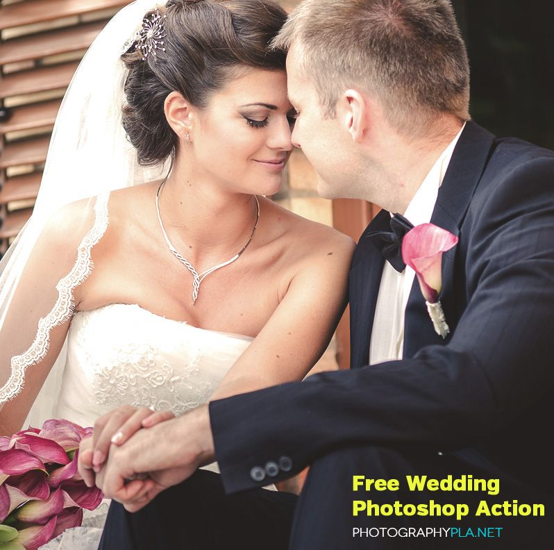 Free Wedding Photo Action
