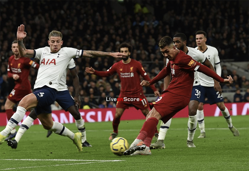 Firmino goal gives Liverpool win for record start in 2020