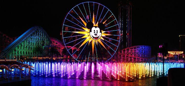 Visitar Disneyland en Anaheim Los Angeles en un viaje a Estados Unidos