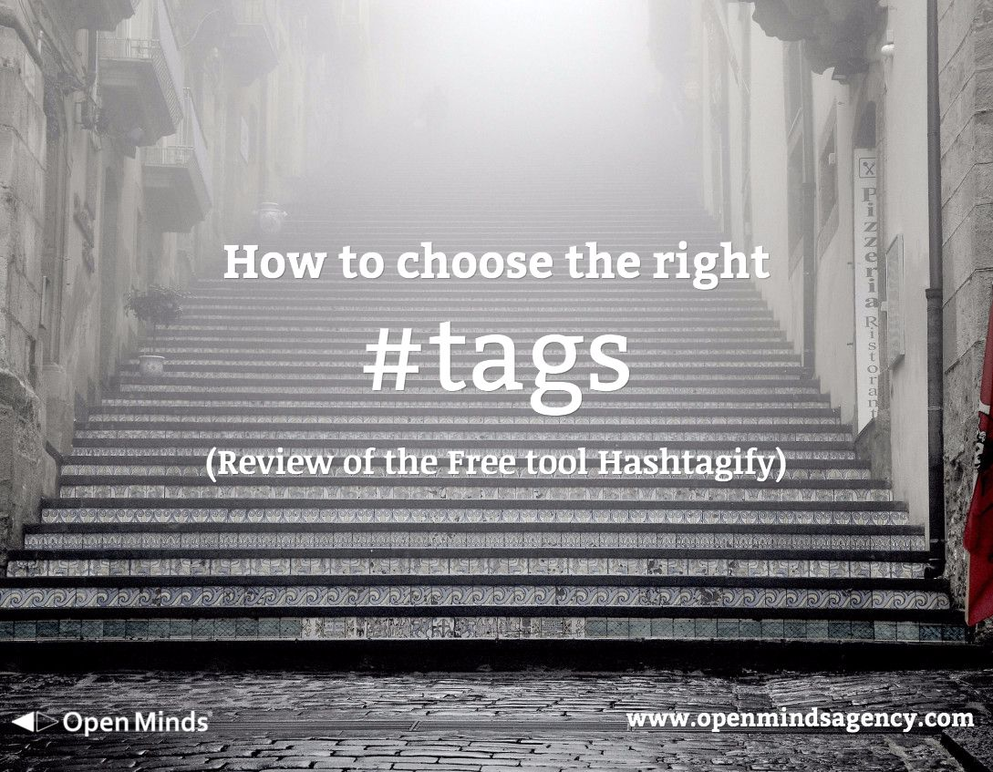 How To Choose The Right Hashtags Review of the Free tool