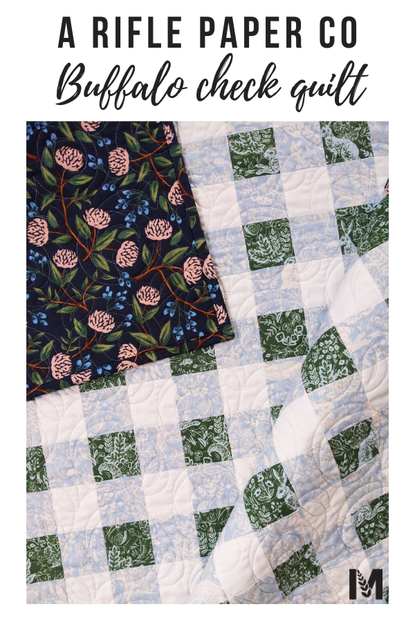 Wildwood Buffalo Check Quilt In 2020 Buffalo Check Quilt Quilts Beginning Quilting