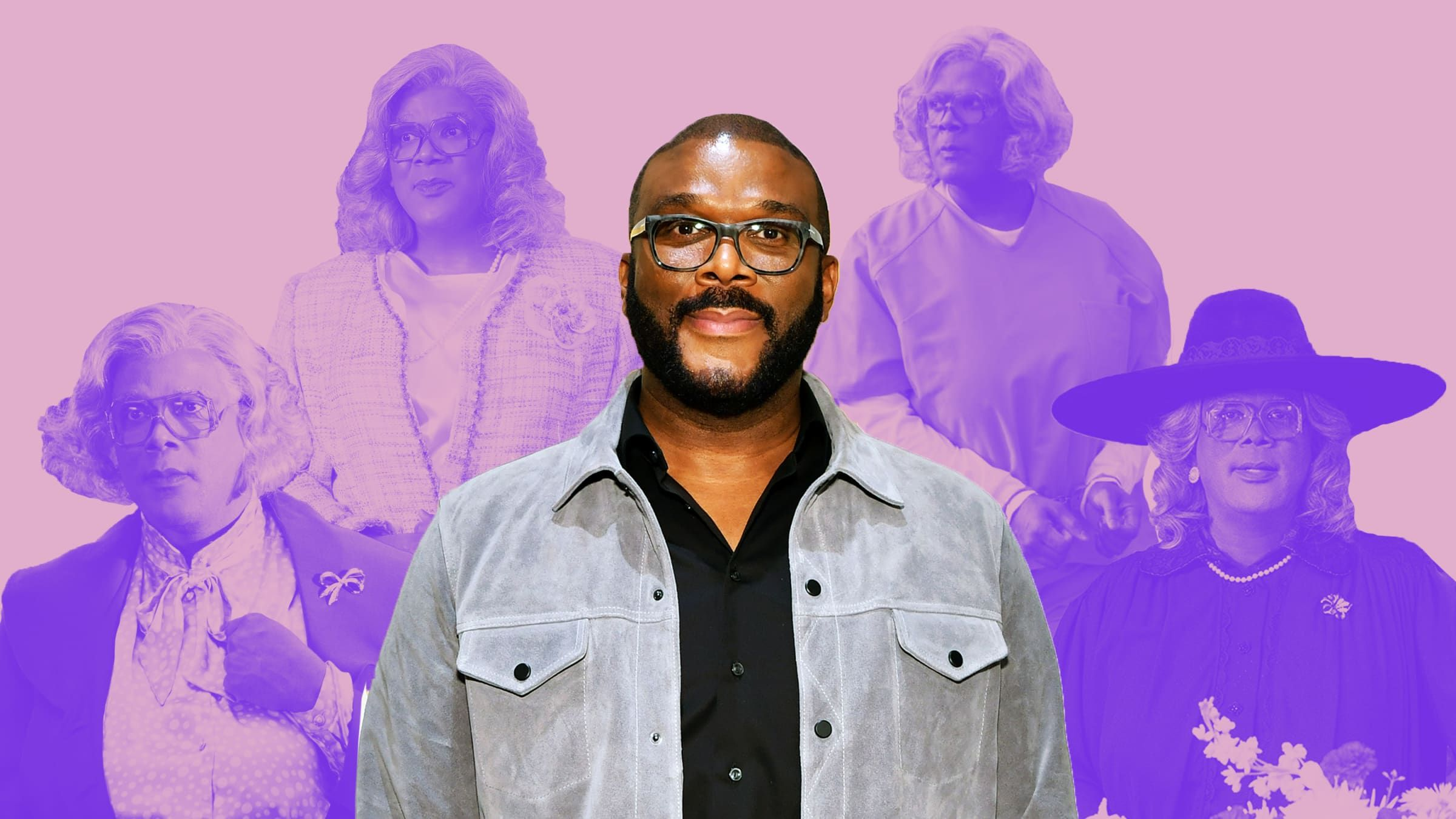 'A Fall from Grace' and How Tyler Perry Built a Movie