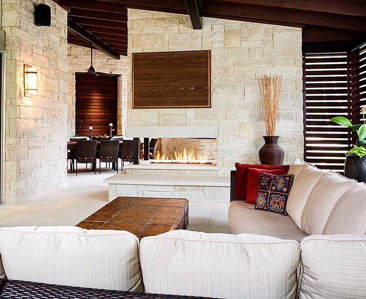 stratford simple interior by cornerstone architects austin texas