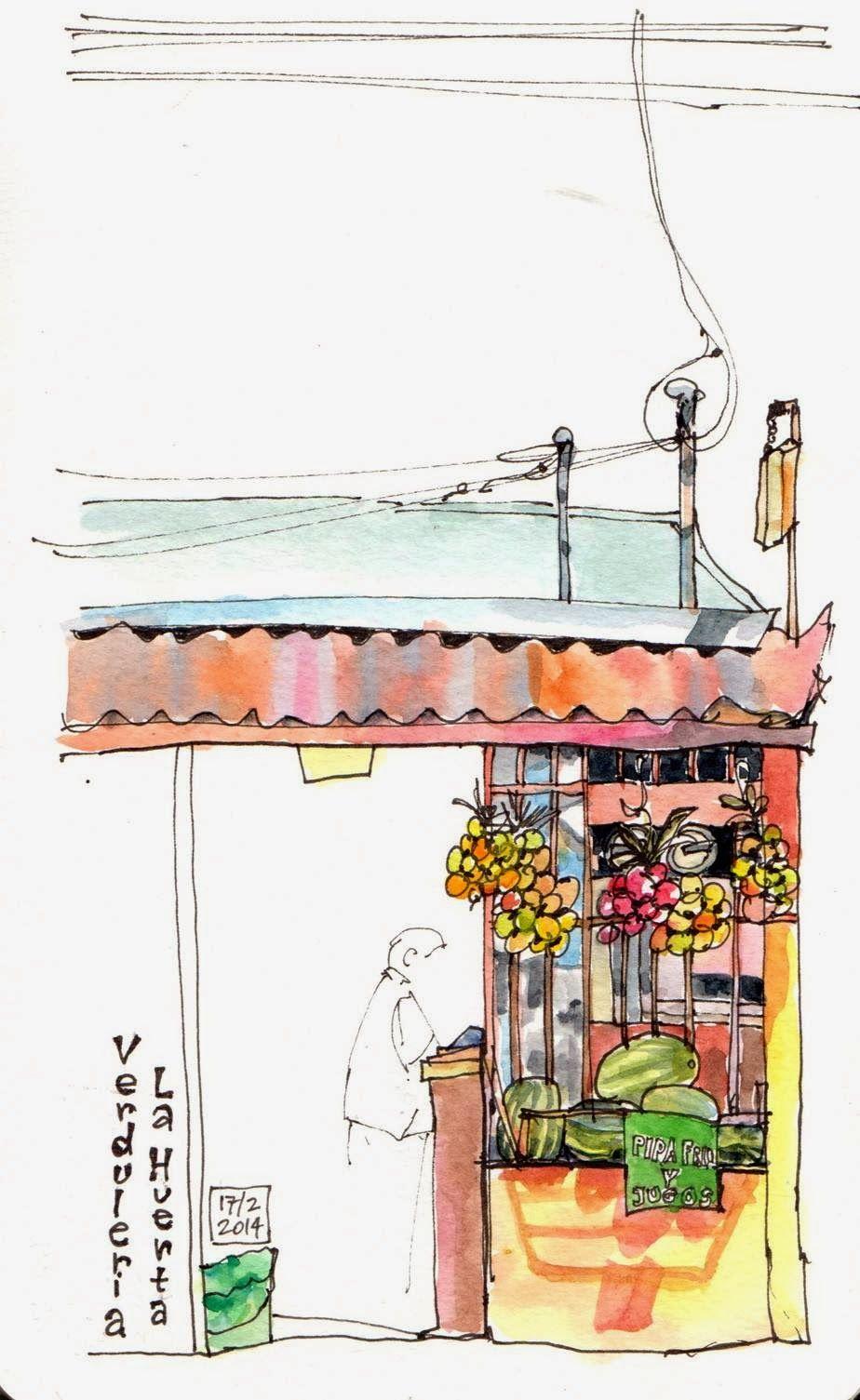 Urban Sketchers Costa Rica