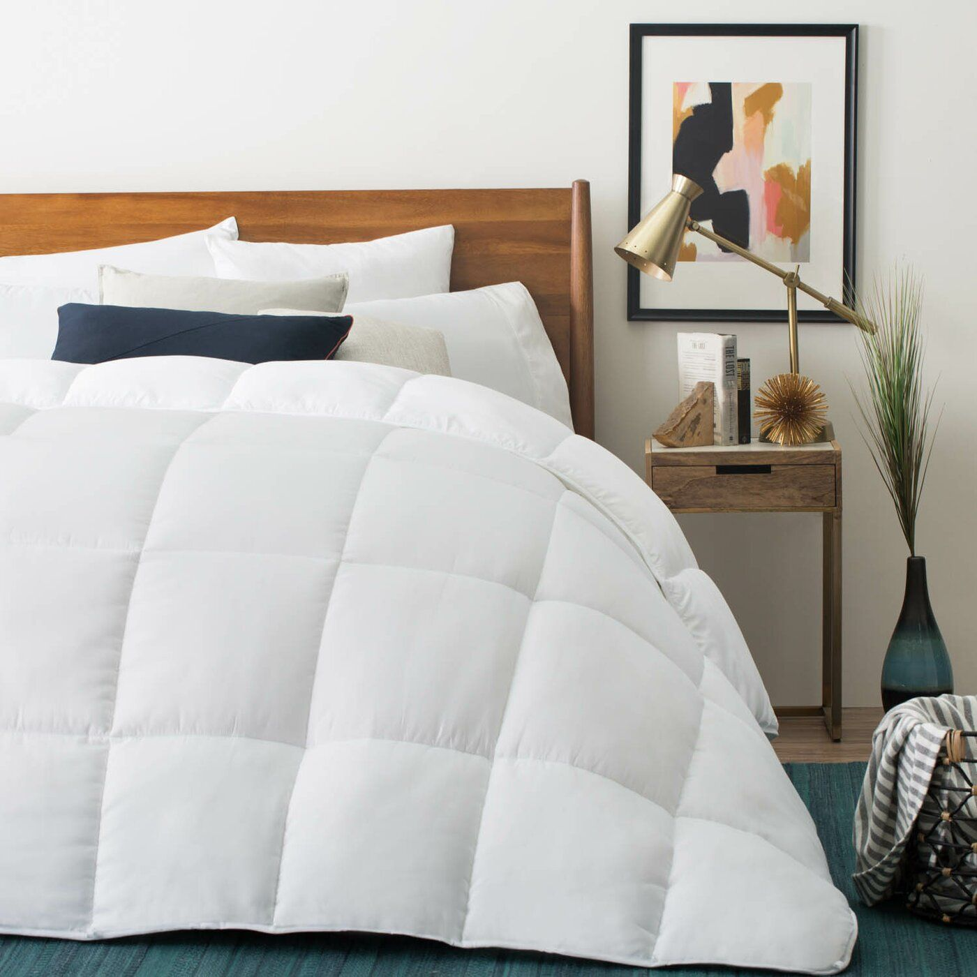 All Season Single Down Alternative Comforter | Comforters ...