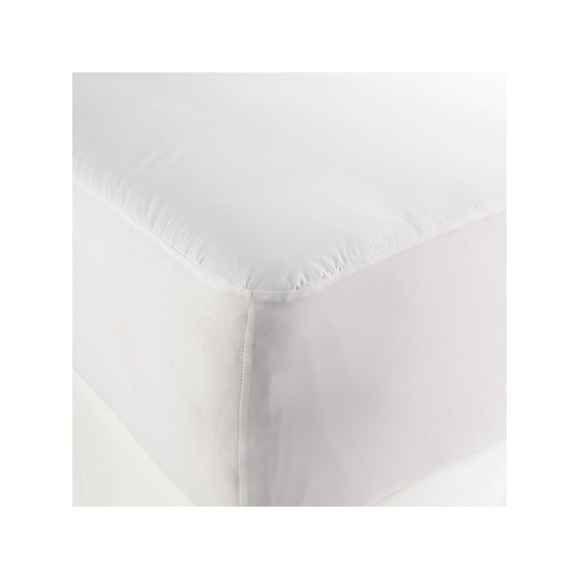 allerease hot water wash deep pocket mattress pad mattress pad