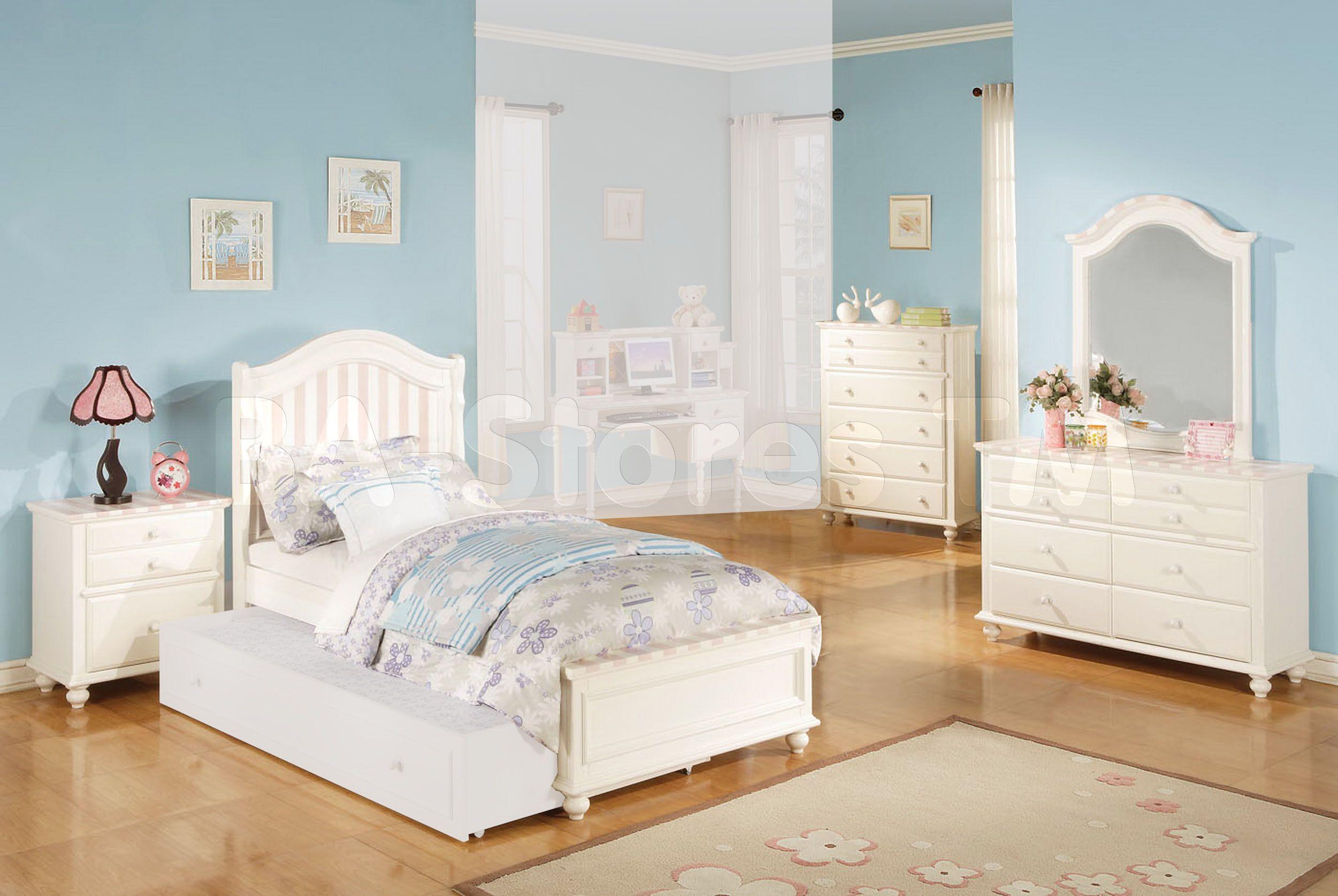 Beste Weiße Schlafzimmer Möbel für Kinder Ideen