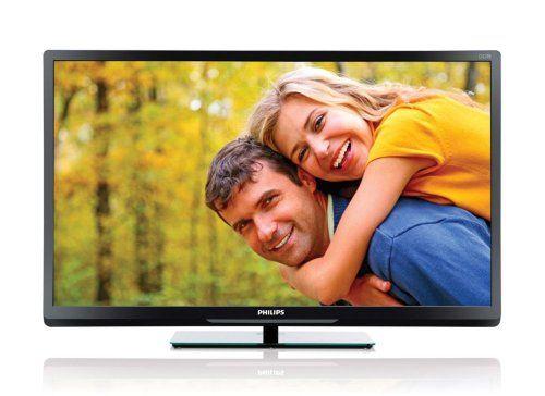 Philips 56 Cm 22 Inches 22PFL3758 V7 Full HD LED TV Black