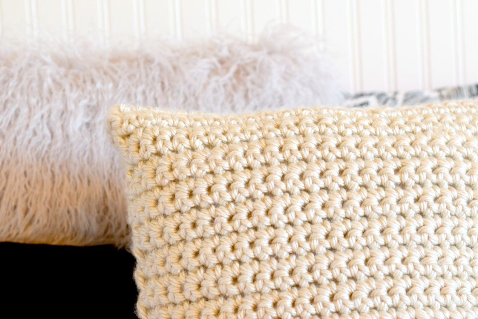 crochet-chunky-pillow-pattern-1 | Crochet I may try someday ...