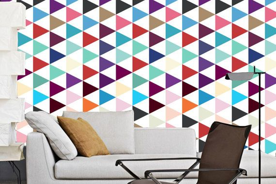 Vinyl Wallpaper If You Have Never Used Vinyl Wallpaper You Are In For A Treat Not Only Is It Extremely Easy To Us Vinyl Wallpaper Wall Decals Adhesive Vinyl