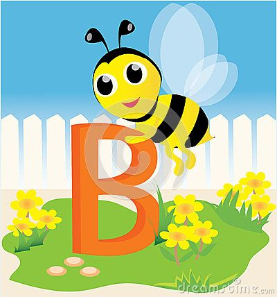 b for bee