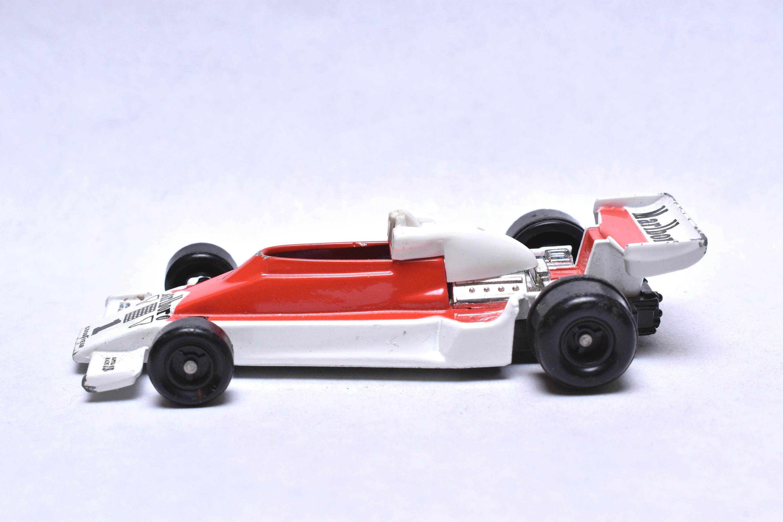 Vintage Tomica No F39 McLaren M26 Ford F1 Race Car, Marlboro ...
