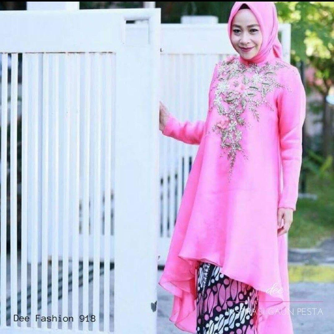 Organza Kebaya Di 2019 Kebaya Muslim Kebaya Dan Baju Kurung