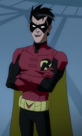 Damian Wayne (Batman Unlimited) | Damian Wayne | Damian wayne batman