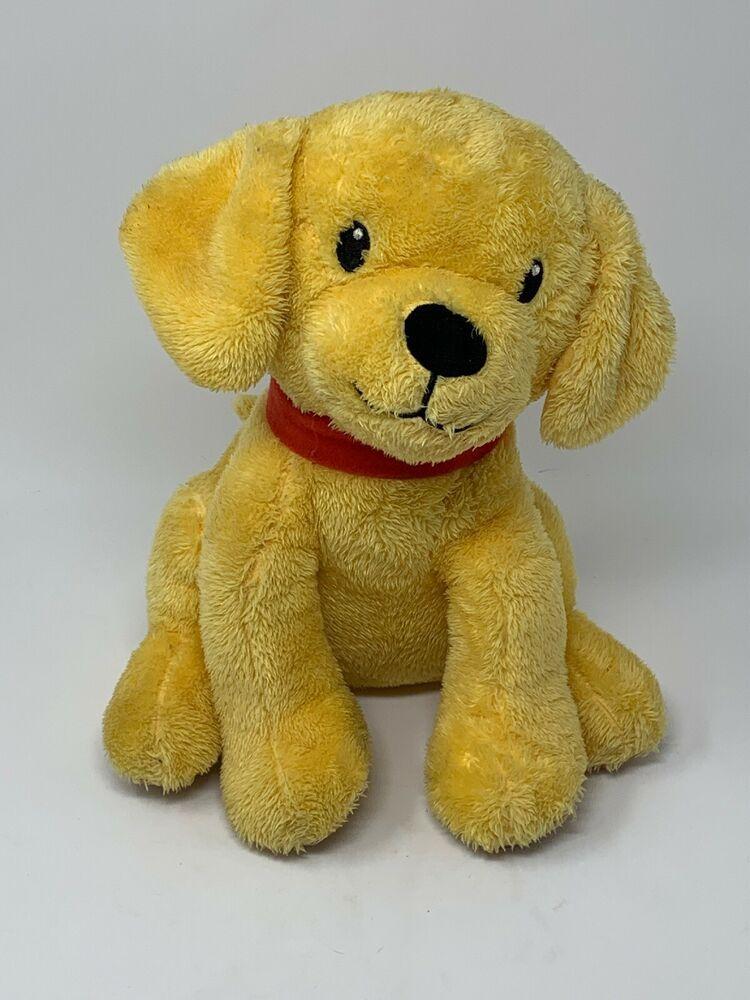 Kohls Cares Kids Plush Biscuit The Puppy Dog Stuffed Alyssa Satin